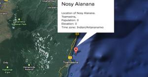 5R8VE – NOSY ALANANA остров, IOTA AF-090