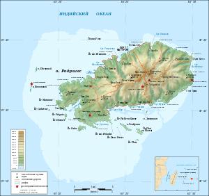3B9DX - Остров Родригес
