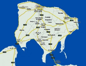 Djerba_map