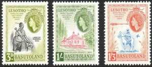 Lesotho_Basutoland_Stamps