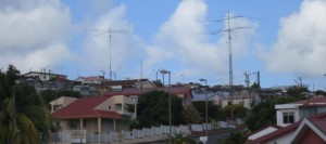 TO4C - остров Мартиника (IOTA NA-107)