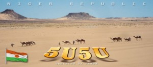 5U5U – Niger
