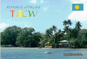 T8CW – Palau I.
