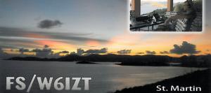 FS/W6IZT – Saint Martin