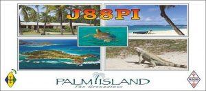 J88PI – Grenadines, IOTA NA-025