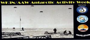 Неделя активности Антарктических станций